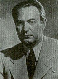 Hámory Imre idősebb kori fotója